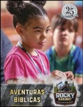 Rocky Railway: Bible Adventures Leader Manual (Spanish)
