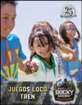 Rocky Railway: Loco Motion Games Leader Manual (Spanish)