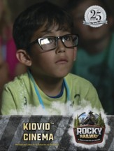 Rocky Railway: KidVid Cinema Leader Manual (Spanish)