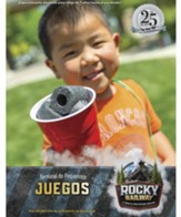 Rocky Railway: Little Kids Depot Games Leader Manual (Spanish)