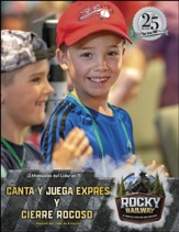 Rocky Railway: Sing & Play Express and Rocky Wrap-Up Leader Manual (Spanish)