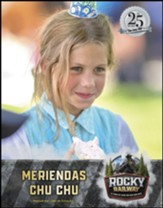 Rocky Railway: Chew Chew Snacks Leader Manual (Spanish)