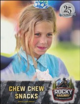 Rocky Railway: Chew Chew Snacks Leader Manual
