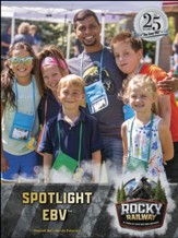 Rocky Railway: Spotlight VBS Leader Manual (Spanish)