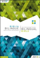 NVI/NIV Biblia bilingue nueva  edicion, Negro (New Bilingual Bible Edition, Black)