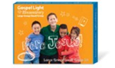Gospel Light: Elementary Large Group Quarterly Kit Grades 1-4, Spring 2019 Year B
