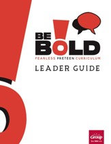 BE BOLD Holiday Pack Leader Guide