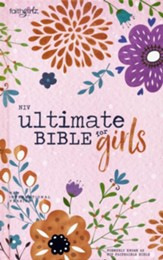 NIV Ultimate Bible for Girls, Hardcover