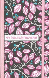 NIV Psalms and Proverbs, Pink