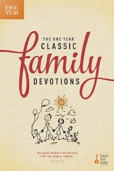 The One Year Classic Family Devotions - eBook