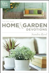 The One Year Home and Garden Devotions - eBook