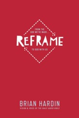 Reframe: From the God We've Made to God with Us - eBook