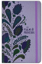 NIV Psalms and Proverbs, Purple