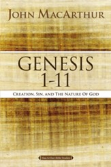 Genesis 1 to 11: Creation, Sin, and the Nature of God - eBook
