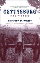 Gettysburg, Day Three - eBook