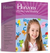 Horizons Phonics & Reading, Grade K, Complete Set