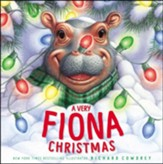 A Very Fiona Christmas, hardcover