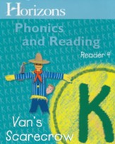 Horizons Phonics & Reading, Grade K, Reader 4