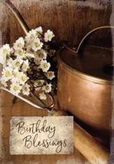 Wonderfully Vintage, Birthday Cards, Box of 12