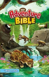 NRSV Adventure Bible, Hardcover, Comfort Print, Full Color Interior