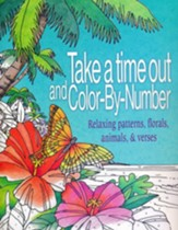 Take a Time Out and Color by Number