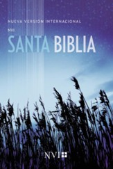 Biblia Misionera NVI, Trigo Azul  (NVI Outreach Bible, Blue Wheat)