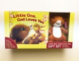 Little One, God Loves You Gift Set