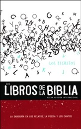 Los Libros de la Biblia NVI: Los Escritos (NIV Books of the Bible, The Writings)