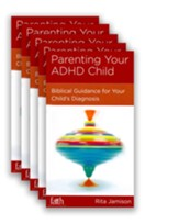 Parenting Your ADHD Child, Pack of 5