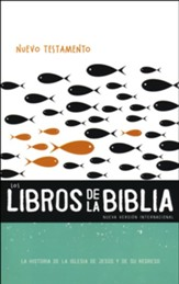 Los Libros de la Biblia NVI: El Nuevo Testamento (NIV Books of the Bible, New Testament)