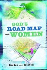 God's Road Map for Women - eBook