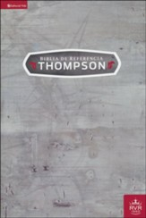 Biblia de Referencia Thompson RVR 1960, Tapa Dura  (RVR 1960 Thompson Reference Bible, Hardcover)