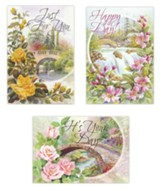 Bridges, Birthday Cards, Box of 12