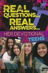 Real Questions... Real Answers: Her Devotional 4 Teens