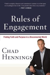 Rules of Engagement: Finding Faith and Purpose in a Disconnected World - eBook