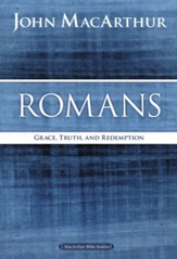 Romans: Grace, Truth, and Redemption - eBook