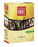 Action Bible Preteen Curriculum Print Quarterly Kit Q3