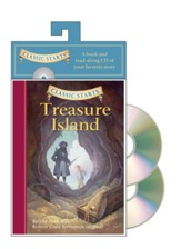 Treasure Island w/CD