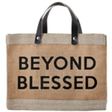 Beyond Blessed Farmer's Market Mini  Tote Bag