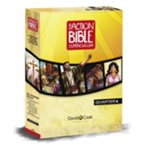 Action Bible Preteen Curriculum Kit, Quarter 4