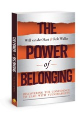 Power of Belonging: Discovering the Confidence to Lead with Vulnerability
