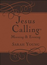 Jesus Calling Morning and Evening Devotional - eBook