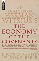 An Analysis of Herman Witsius's 'The Economy of the Covenants':