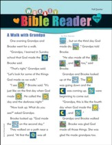HeartShaper: Early Elementary Weekly Bible Reader (pack of 5), Fall 2019