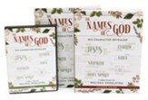 The Names of God: His Character Revealed - Women's Bible Study Leader Kit