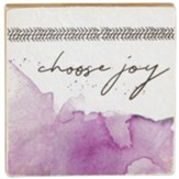 Choose Joy Tabletop Plaque