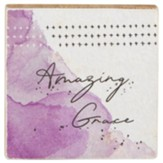Amazing Grace Tabletop Plaque
