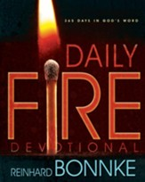 Daily Fire Devotional: 365 Days In God's Word - eBook