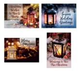 Comfort And Joy Christmas Cards, Box of 12