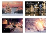 Christmas Illumination, Cards, Box of 12